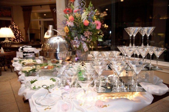 Wedding Buffet Menus