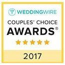 Levan's Catering 2017 WeddingWire Couples' Choice Awards