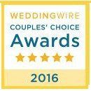 Levan's Catering 2016 WeddingWire Couples' Choice Award