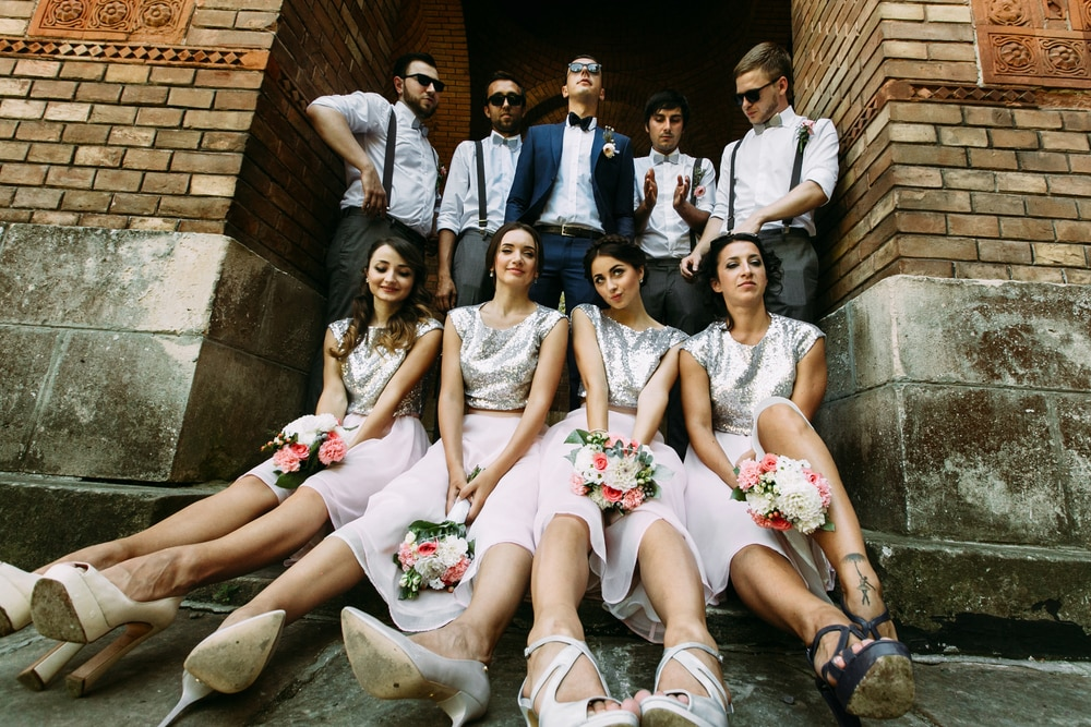 Choosing Wedding Attendants - Levan's Catering