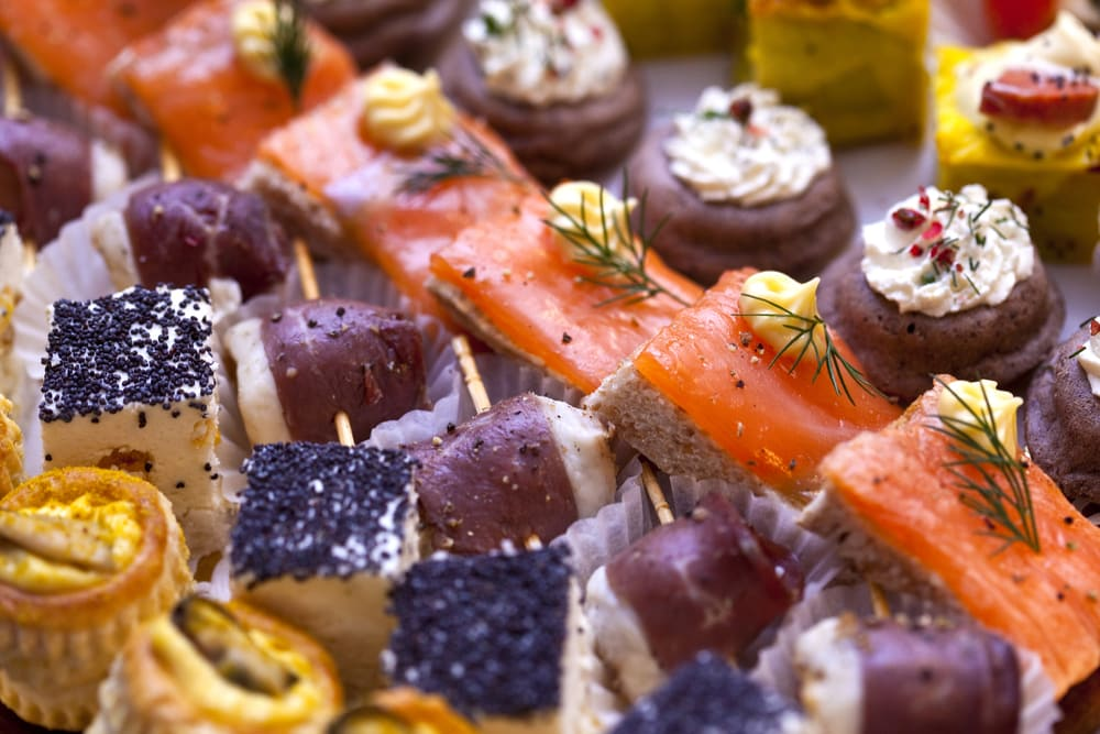 Choosing Your Wedding Caterer - Levan's Catering